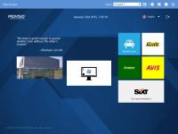 Za pomocą szablonu ekranu startowego i naszego nowego edytora WYSIWYG możesz łatwo zaprojektować ekrany startowe za pomocą przeciągania i upuszczania.
