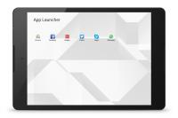 Ogranicz używanie tabletów do jednej lub kilku zainstalowanych aplikacji. Aplikację można uruchomić automatycznie.